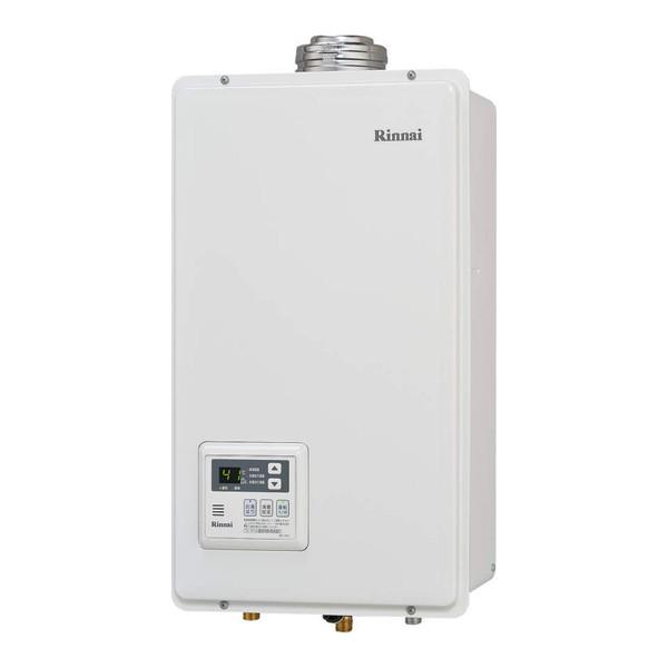 Rinnai RUX-V1615FFUA-E-LP [ガス給湯器(プロパンガス用・16号・給湯専用・屋外壁掛型)]