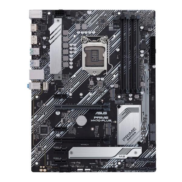 ASUS PRIME H470-PLUS [ATXマザーボード]