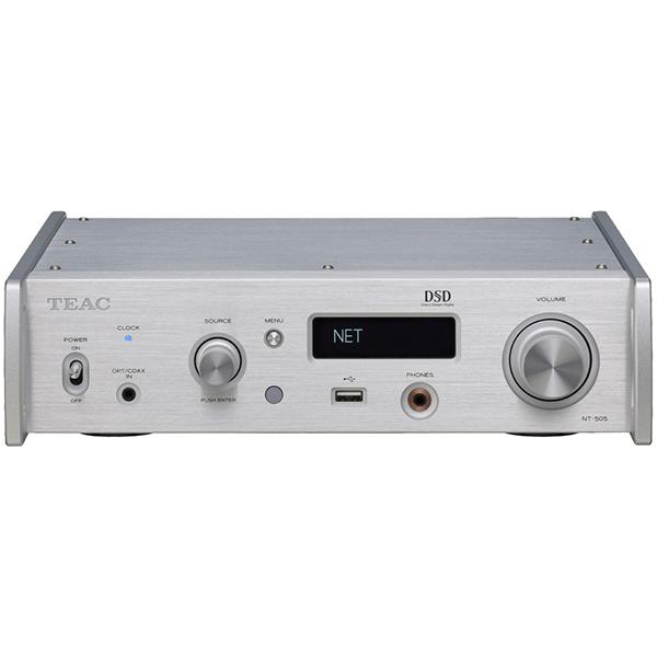 TEAC NT-505-S シルバー Reference [ネットワークプレーヤー]