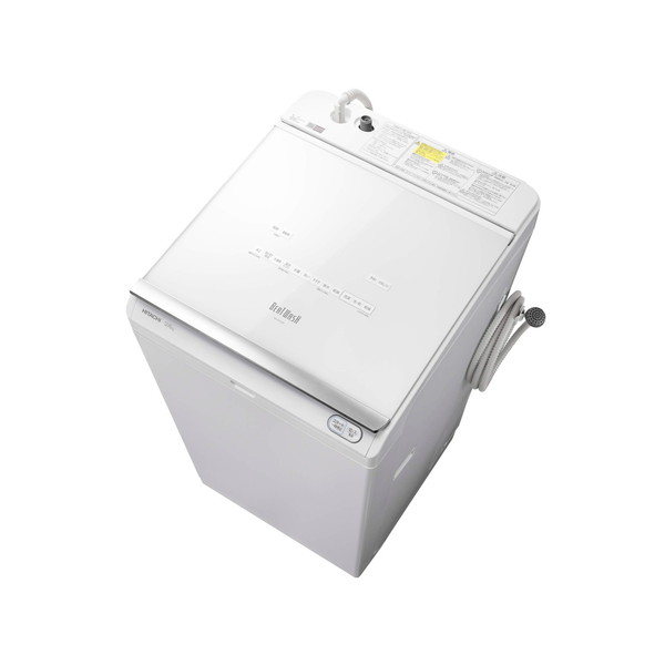 日立 BW-DX120F-W ホワイト ビートウォッシュ [タテ型洗濯乾燥機(洗濯12.0kg/乾燥6.0kg)/ヒーター乾燥(水冷・除湿タイプ)/上開き]【代引き・後払い決済不可】