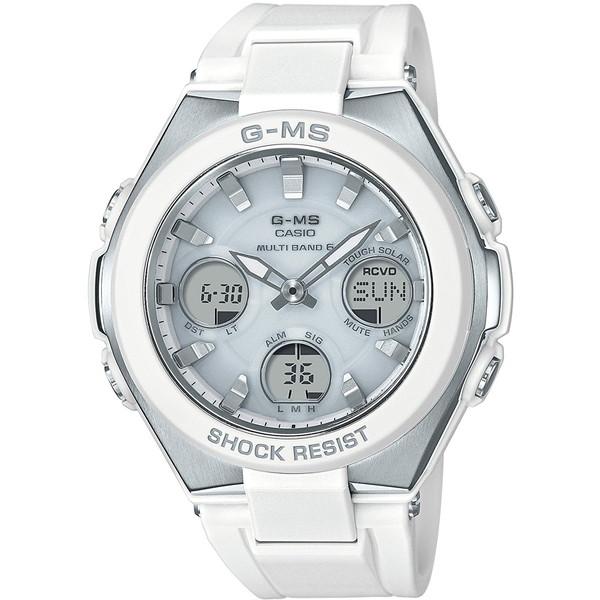 【送料無料】CASIO(カシオ) MSG-W100-7AJF BABY-G G-MS(ジーミズ) [ソーラー充電式腕時計(レディース)]