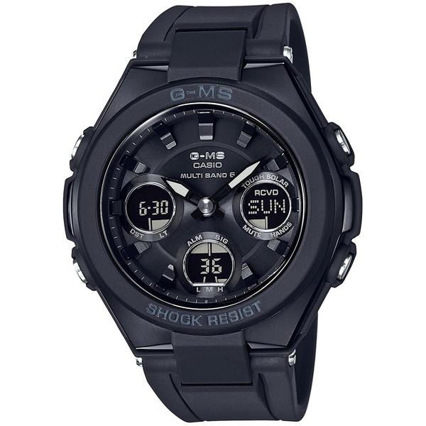 【送料無料】CASIO(カシオ) MSG-W100G-1AJF BABY-G G-MS(ジーミズ) [ソーラー充電式腕時計(レディース)]
