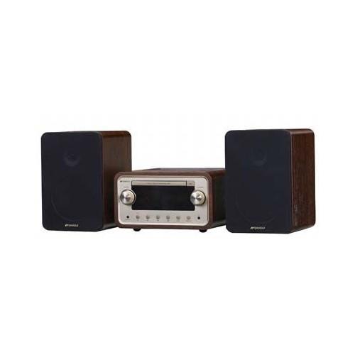 SANSUI SMC-300BT [CDステレオシステム(Bluetooth対応)]