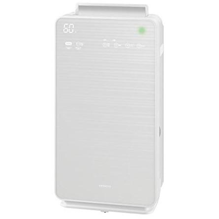 【送料無料】日立 EP-NVG70(W) パールホワイト ステンレス・クリーン クリエア [加湿空気清浄機(空清~32畳/加湿~27畳まで)]