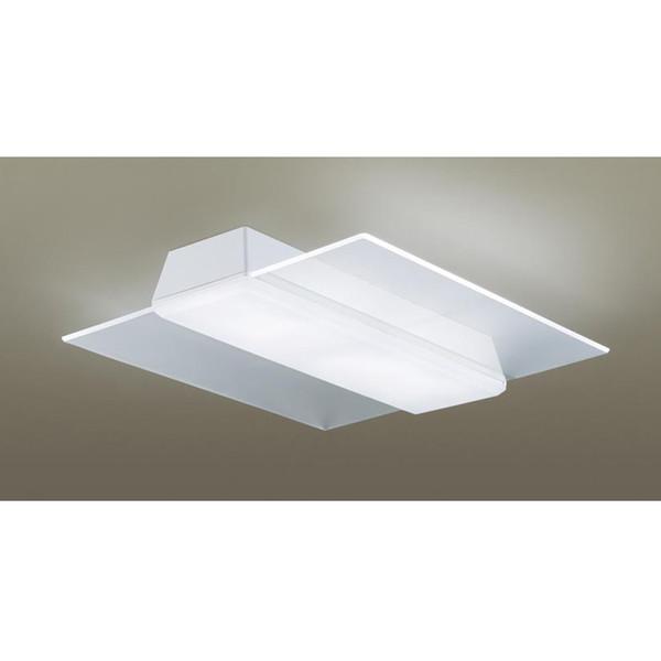 【送料無料】PANASONIC LGBZ3189 AIR PANEL LED [洋風LEDシーリングライト(主に12畳・調光/調色)リモコン付き スクエアタイプ] HH-CC1285 A 同一性能モデル 4549980010525