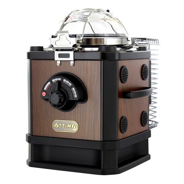 【送料無料】 家庭用焙煎機 JINAWORLD J-150CR OTTIMO(オッティモ) [コーヒービーンロースター] 珈琲豆焙煎 家庭用 コーヒー焙煎 ロースターマシン ほぼ無煙 オリジナル焙煎 J150CR