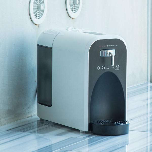 【送料無料】 [水素水生成器] GAURA GH-T1(W) ホワイト ガウラミニ 高濃度な水素水【クーポン対象商品】