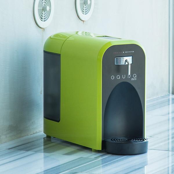 【送料無料】GAURA GH-T1(G) グリーン ガウラミニ [水素水生成器]【クーポン対象商品】