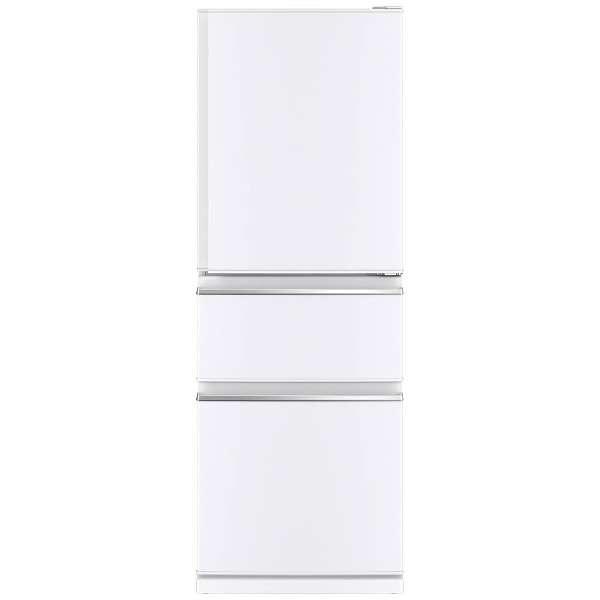 【送料無料】MITSUBISHI MR-CX33C-W パールホワイト[冷蔵庫(330L・右開き)]