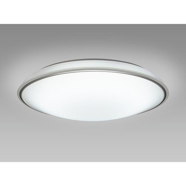 【送料無料】NEC HLDCD12101 LIFELEDS [洋風LEDシーリングライト (~12畳/調色・調光) リモコン付き]