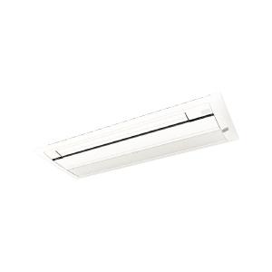 【送料無料】DAIKIN BC40J-W ホワイト [天井埋込カセット形エアコン用標準パネル]【同梱配送不可】【代引き不可】【沖縄・北海道・離島配送不可】