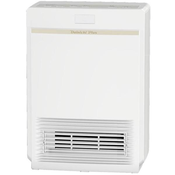 【送料無料】セラミックヒーター 人感センサー ダイニチ EF-1217D-W ホワイト セラミックファンヒーター(~8畳) パワフル暖房 除菌フィルター
