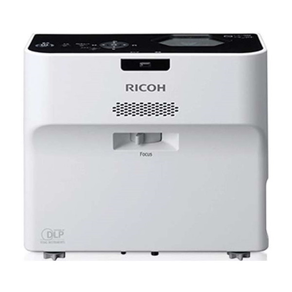 RICOH PJ WX4152NI [超短焦点プロジェクター(3500lm)]