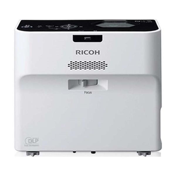 【送料無料】RICOH PJ WX4152N [超短焦点プロジェクター(3500lm)]
