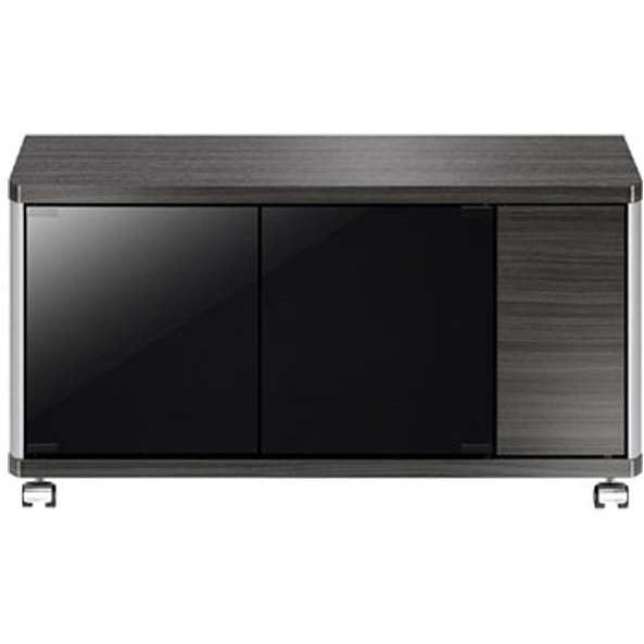 【送料無料】朝日木材加工 AS-GD800H ブラック系 GD style [テレビ台 (~32V型対応)]