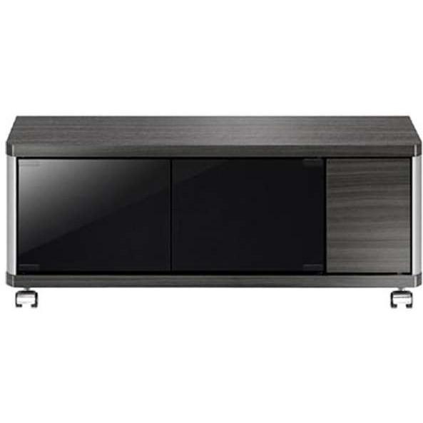 【送料無料】朝日木材加工 AS-GD800L ブラック系 GD style [テレビ台 (~32V型対応)]