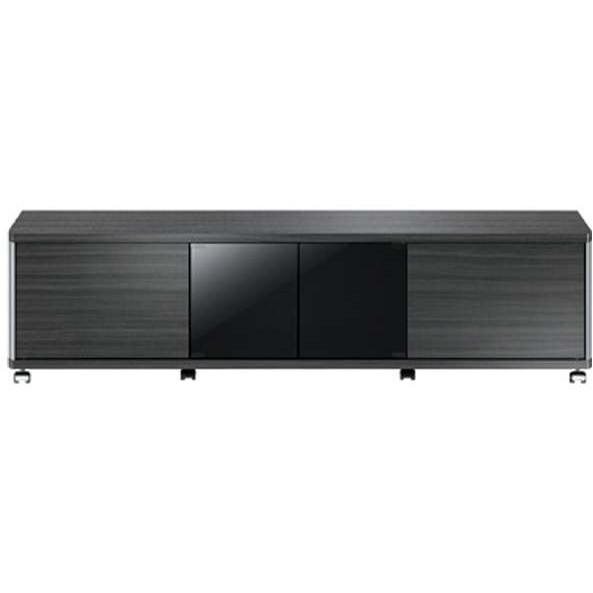 【送料無料】朝日木材加工 AS-GD1600H ブラック系 GD style [テレビ台 (~70V型対応)]