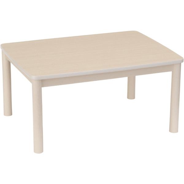 【送料無料】こたつ 長方形 80 テーブル ユアサプライムス YCK-860SRL-WW ホワイトウォッシュ カジュアルこたつ(80×60cm) 家具 一人暮らし