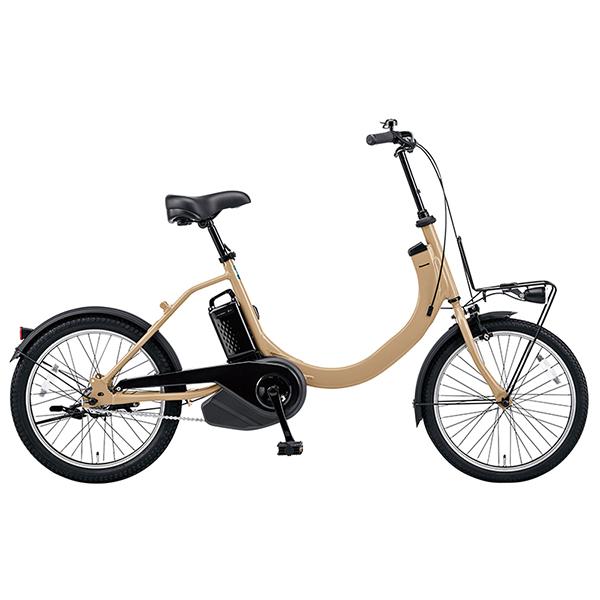 PANASONIC BE-ELSW012-Y デザートイエロー SW [電動アシスト自転車(20×1.75HE×20×2.125HEインチ)] メーカー直送