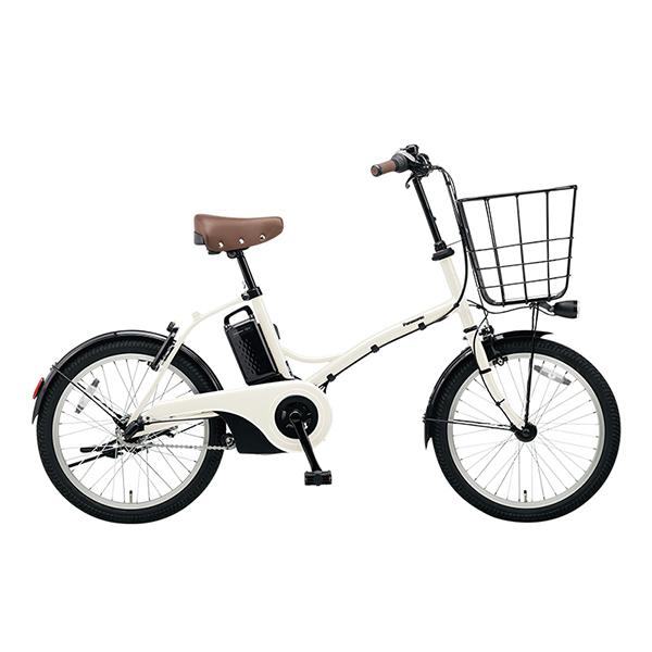 PANASONIC BE-ELGL033A-F ココモミルク グリッター [電動アシスト自転車(20インチ・内装3段)] メーカー直送