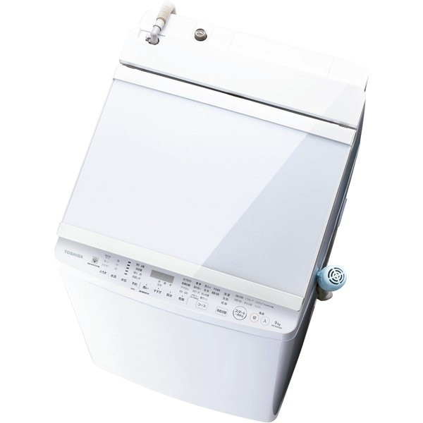 東芝 AW-9SV9 グランホワイト ZABOON [洗濯乾燥機 (洗濯9.0kg/乾燥5.0kg) ]