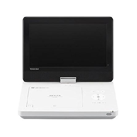 【送料無料】東芝 SD-P1010S REGZA [10.1V型ポータブルDVDプレーヤー]