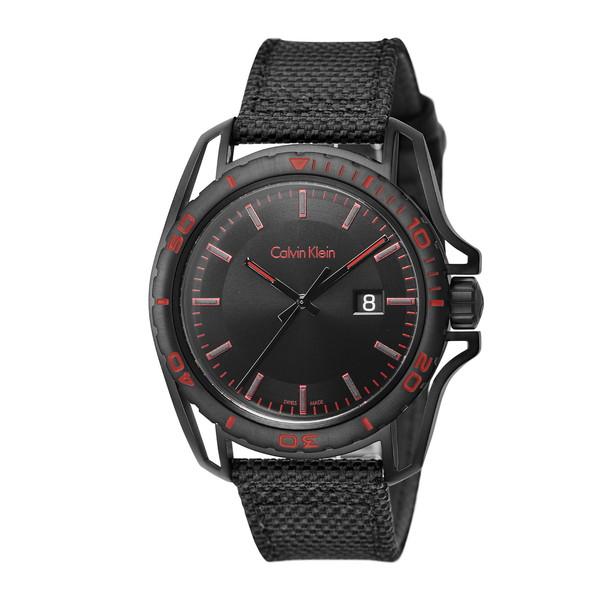 【送料無料】Calvin Klein(カルバンクライン) K5Y31Z.B1 Earth (アース) [クォーツ腕時計 (メンズ)] 【並行輸入品】