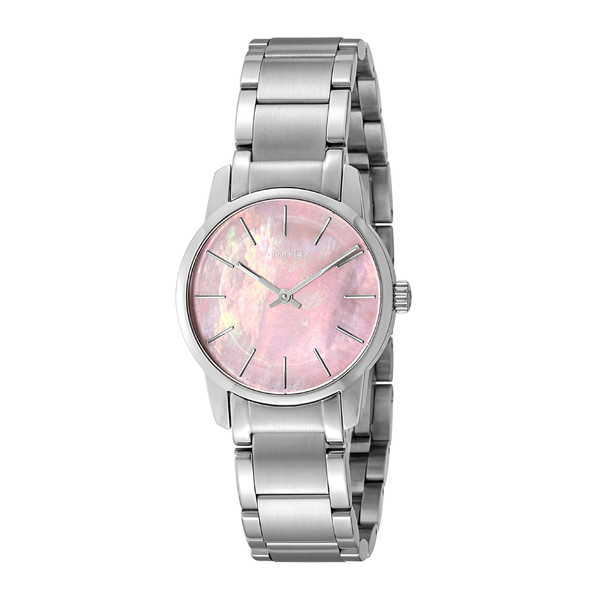 【送料無料】Calvin Klein(カルバンクライン) K2G231.4E City (シティ) [クォーツ腕時計 (レディース)] 【並行輸入品】