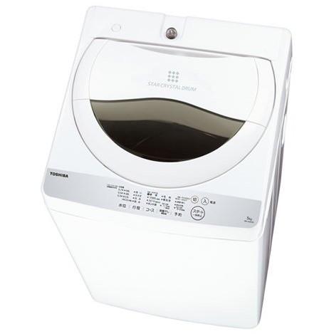 【送料無料】東芝 AW-5G6 [全自動洗濯機 グランホワイト AW-5G6 (洗濯5.0kg)] [全自動洗濯機 (洗濯5.0kg)], うまいっす:30a4882d --- sunward.msk.ru
