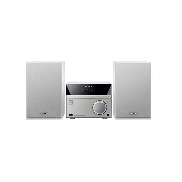 【送料無料】SONY CMT-SBT40-W ホワイト [ミニコンポ(ウォークマン・CD対応)]