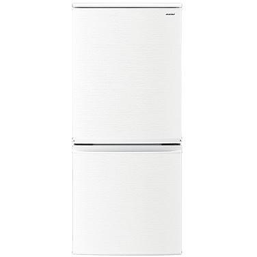 【送料無料】2ドア冷蔵庫 シャープ(SHARP) SJ-D14D-W ホワイト系 137L 左右フリー つけかえどっちもドア 庫内が明るくて見やすいLED庫内灯 電子レンジを載せて使える 耐熱100度のトップテーブル 高さ1125mm