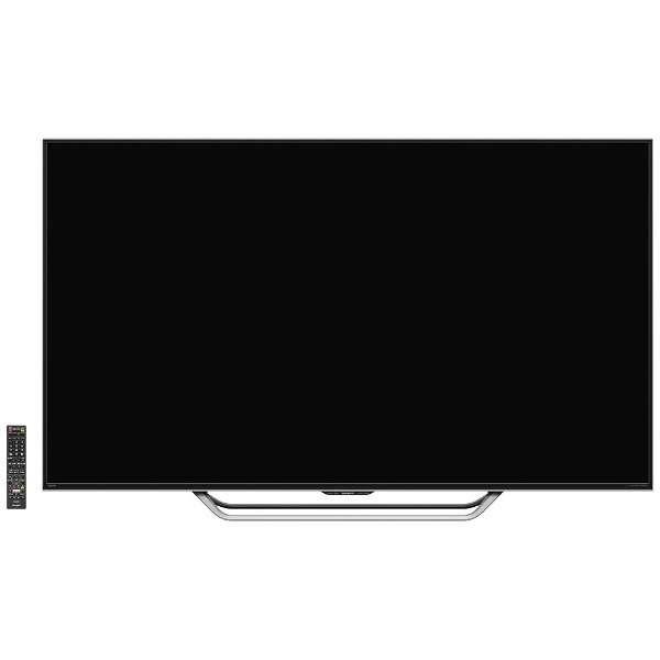 【送料無料】SHARP LC-70US4 ブラック系 [70V型地上・BS・110度CSデジタル4K対応LED液晶テレビ] LC70US4