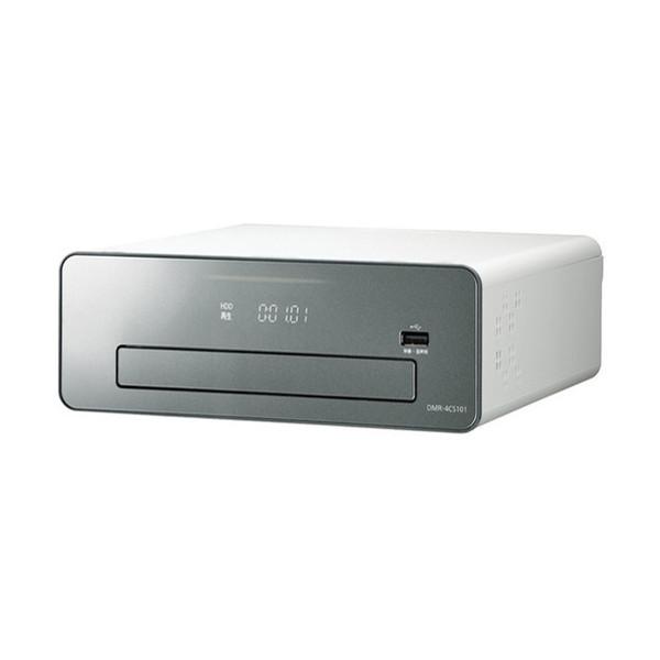 Bluetooth搭載で スマホとの連携をさらに高めた4Kチューナー内蔵モデル 新生活 PANASONIC DMR-4CS101 3番組同時録画 HDD1TB 無料 ブルーレイレコーダー おうちクラウドディーガ