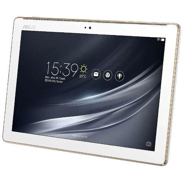 【送料無料】ASUS Z301M-WH16 クラシックホワイト ZenPad 10 [10.1型ワイド タブレットパソコン(Wi-Fiモデル)]