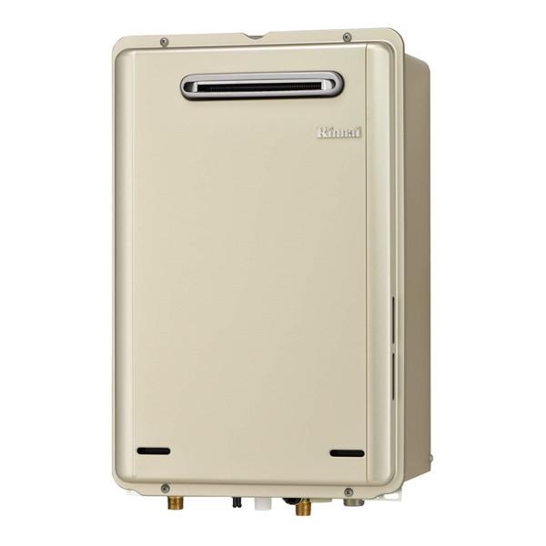 Rinnai RUX-E2016W-13A エコジョーズ [ガス給湯器(都市ガス用 20号 屋外壁掛型)]