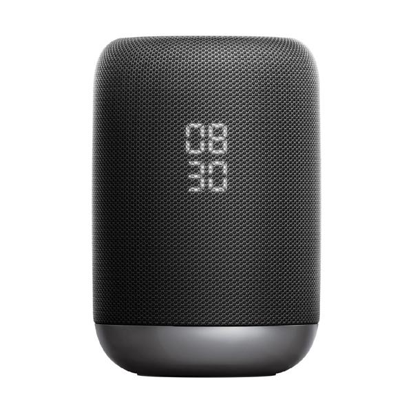 【送料無料】SONY LF-S50G B ブラック [スマートスピーカー (Google Assistant対応)] LFS50G B