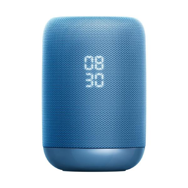 【送料無料】SONY LF-S50G L ブルー [スマートスピーカー (Google Assistant対応)] LFS50G L