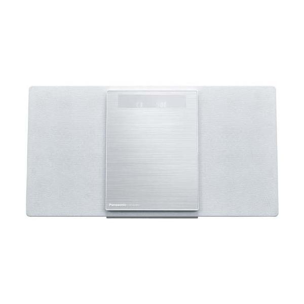 【送料無料】PANASONIC SC-HC400-W ホワイト [Bluetooth対応 ミニコンポ]