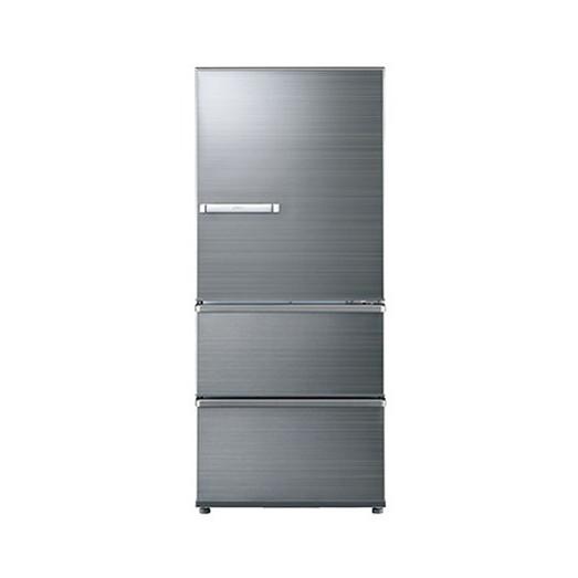 【送料無料】AQUA AQR-SV27G-S チタニウムシルバー [冷蔵庫 (272L・右開き)]