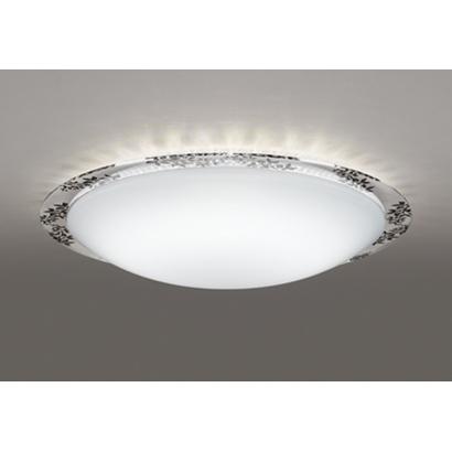 【送料無料】オーデリック SH8265LDR [12畳用 LED47W 調光・調色タイプ リモコン付 シーリングライト 間接光付【SH8265LDR】]