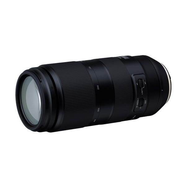 【送料無料】TAMRON タムロン 100-400mm F4.5-6.3 Di VC USD ニコン用 [交換レンズ(ニコンFマウント)]