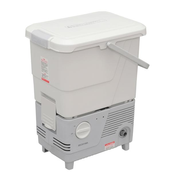 【送料無料】アイリスオーヤマ SBT-412N ホワイト [タンク式高圧洗浄機]