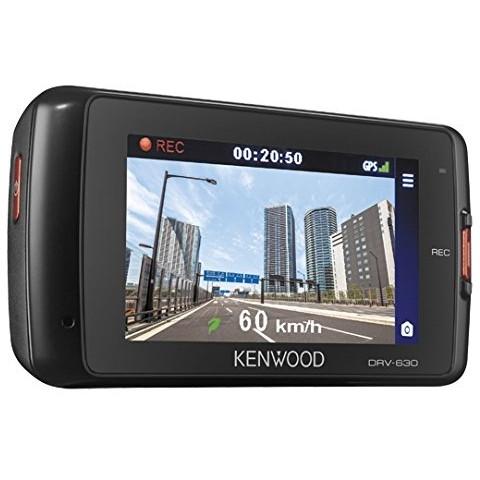 【送料無料】KENWOOD DRV-630 [ドライブレコーダー]