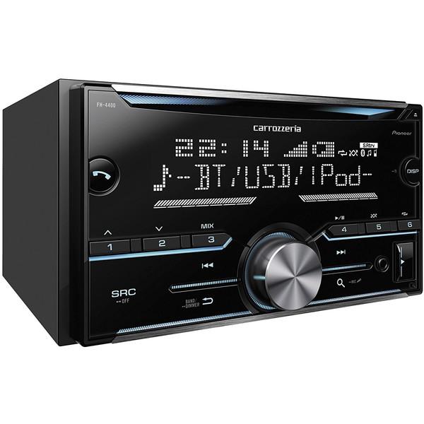 【送料無料】PIONEER FH-4400 カロッツェリア [CD/Bluetooth/USBチューナー(DSPメインユニット・2DIN)]