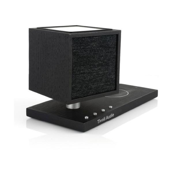 ライトや充電機能が搭載されたワイヤレススピーカー Tivoli Audio 販売 REV-0112-ROW Bluetoothワイヤレススピーカー Black REVIVE 中古