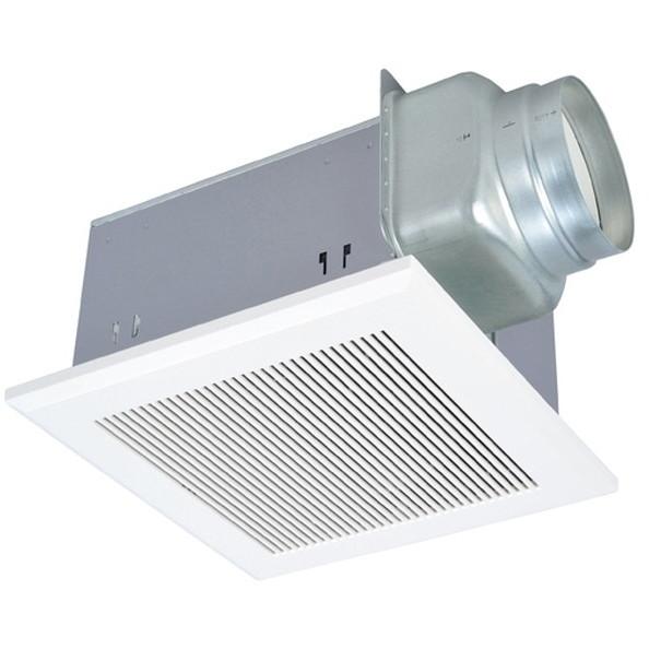 低騒音設計 期間限定特別価格 三菱ライフネットワーク VD-18ZXP12-C 低騒音インテリア格子タイプ ダクト用換気扇 天井埋込形 売れ筋ランキング