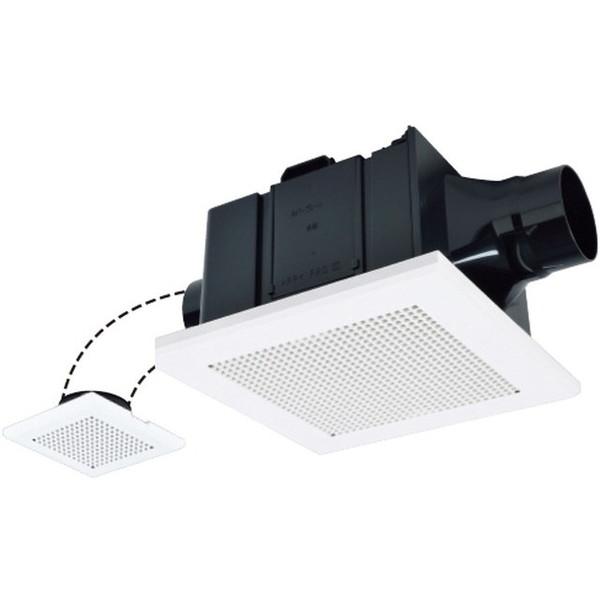 送料無料(一部地域を除く) 2部屋同時換気が可能 三菱ライフネットワーク VD-15ZFVC5 天井埋込形 引出物 ダクト用換気扇