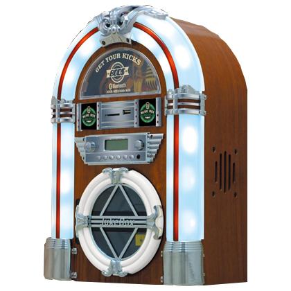 【送料無料】ホノベ電機 HNB-MX2500-WH HNB-MX2500-WH ホワイト [ジュークボックス風音楽プレイヤー]【クーポン対象商品 ホワイト】, ベイクハウスPaPaShu:c1314c12 --- sunward.msk.ru