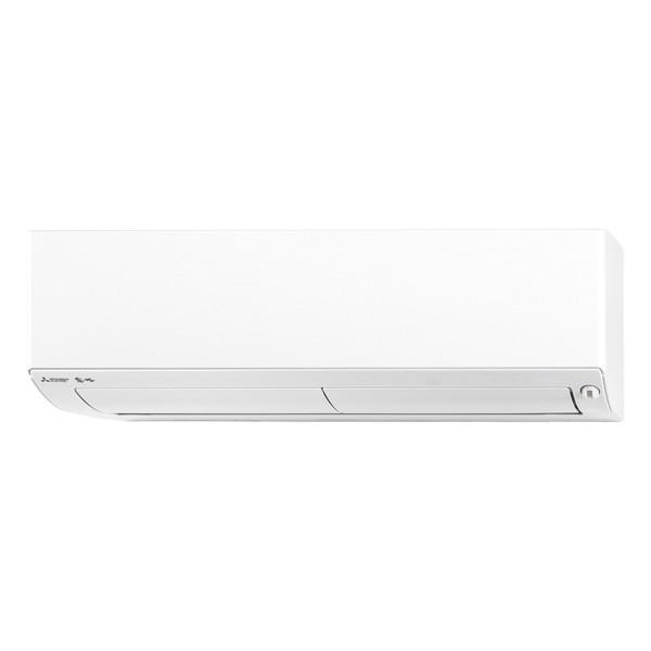 【送料無料】三菱電機 (MITSUBISHI) MSZ-XD5618S-W ウェーブホワイト ズバ暖霧ヶ峰 XDシリーズ(寒冷地向け) [エアコン(主に18畳用・200V対応)]