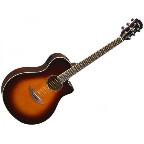 【送料無料】YAMAHA APX600 OVS [エレクトリックアコースティックギター]